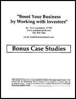 Boost Your Business Bonus Case Studies